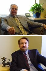 George Brown and David Hartman