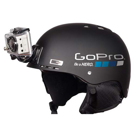 GoPro product shoot