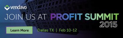 Vendavo Profit Summit 2015