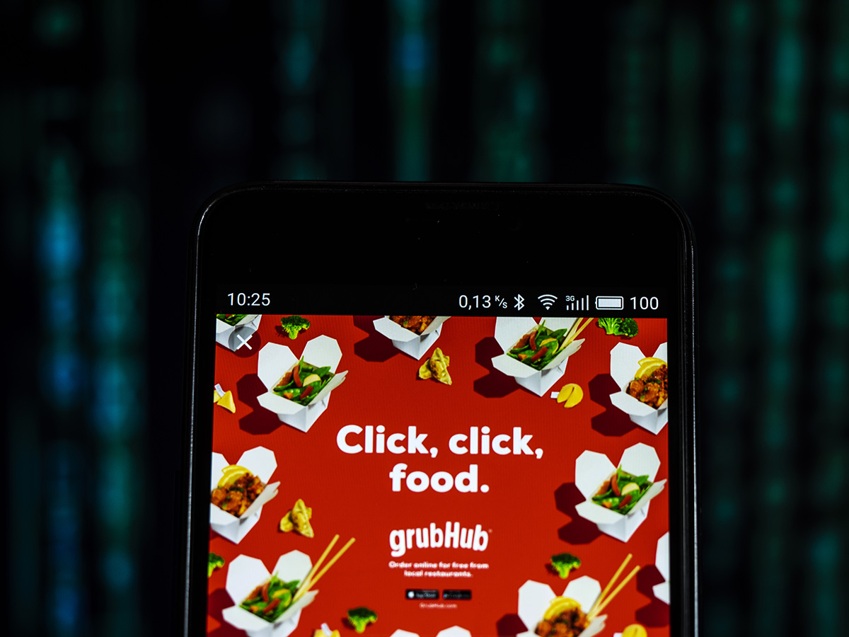 Competition rapidly increasing in the food delivery industry