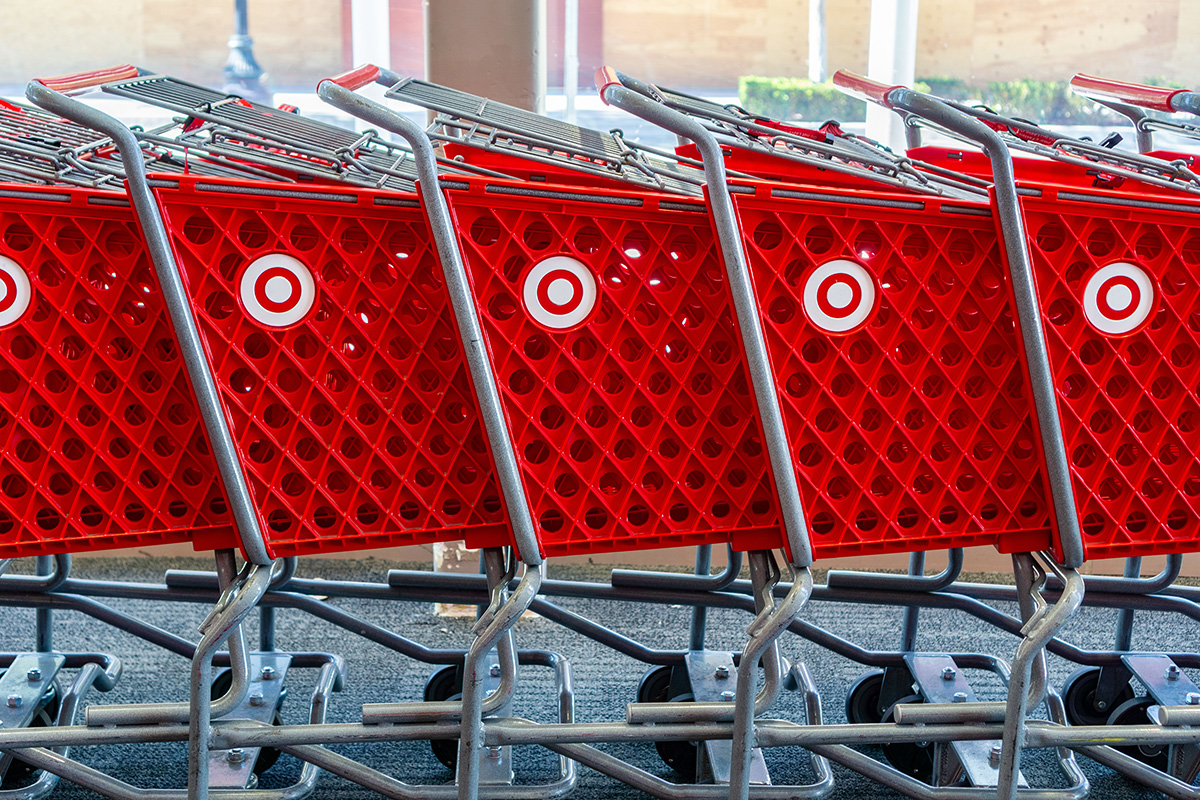 Sales at Target rose 4.5% in 2019 marking two consecutive years of growth